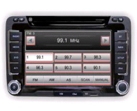 TELEFUNKEN MULTIMEDIA PLAYER VW SEAT DIVX MP3 GPS ΠΛΟΗΓΟΣ TF AS 9280